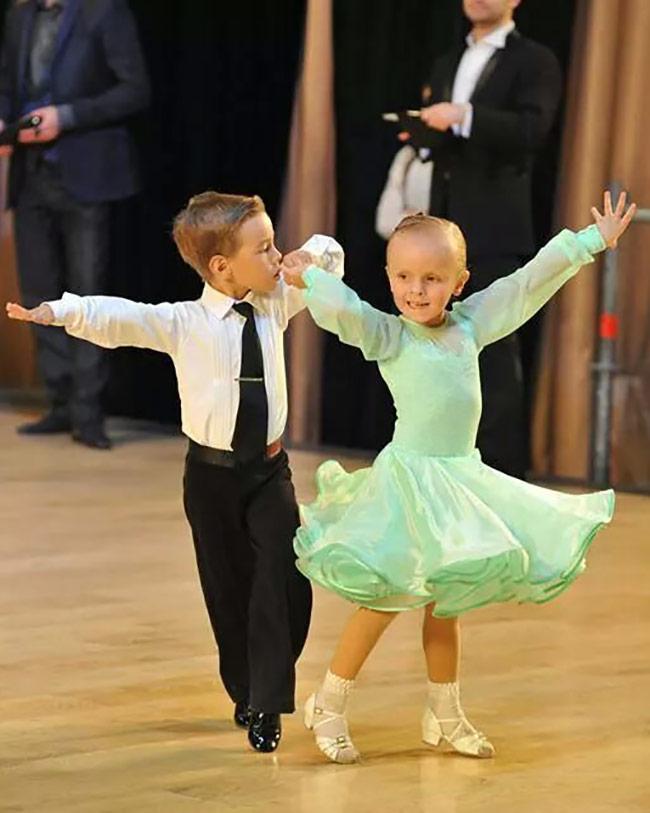 Developing dances