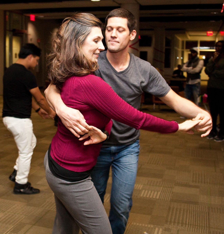 Ballroom dance for adults